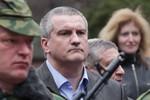 Thủ tướng Crimea: Chặn các lối vào không cho quân đội Ukraine xâm nhập