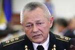 Ukraine cách chức Bộ trưởng Quốc phòng vì rút lui nhục nhã khỏi Crimea