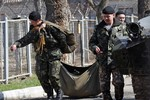 "Nhiều binh sĩ Crimea ""mắc kẹt"" trong quân đội Ukraine"