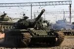 Nga rút một tiểu đoàn khỏi biên giới với Ukraine