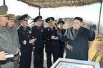 Kim Jong-un: Mỹ, Hàn đã chà đạp lên thiện chí hòa bình cao thượng