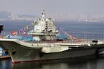 Hôm nay Bộ trưởng Quốc phòng Mỹ lên thăm tàu Liêu Ninh Trung Quốc