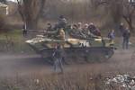 Video: Lực lượng, vũ khí Ukraine tiến sát tới các vùng đòi ly khai