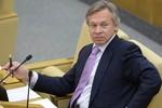 Nghị viện châu Âu đổ trách nhiệm khủng hoảng Ukraine cho Nga
