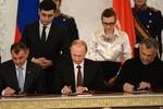 Mỹ trừng phạt 7 nhà lãnh đạo Crimea vì ly khai