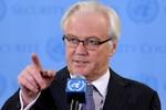 Đại sứ Nga tại LHQ: Chính quyền Kiev đang thủ tiêu xã hội Ukraine
