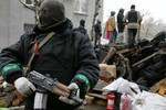 Kiev ra thời hạn mới để người biểu tình đầu hàng hoặc giải pháp vũ lực