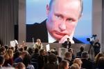 Putin tổ chức đối thoại trực tiếp với người dân