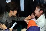 Hàn  Quốc: Phà có thể bị chìm do chuyển hướng đột ngột