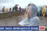 Chìm phà Hàn Quốc: Những giọt nước mắt ân hận của một bà mẹ tìm con