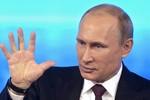 Những phát biểu đáng chú ý của Putin trong buổi đối thoại trực tiếp