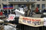 """""""Cộng hòa Nhân dân Donetsk"""" vẫn từ chối đầu hàng"""