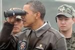 Triều Tiên có thể thử hạt nhân khi Obama thăm Hàn Quốc?