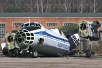 Máy bay AN-30 Không quân Ukraine bị bắn khi tuần tra Slaviansk