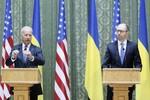 Biden: Ukraine đối mặt với mối đe dọa bị làm nhục