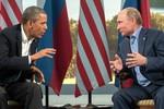 """""""Putin là thiên tài PR, Obama đã thất bại trên mặt trận truyền thông"""""""