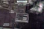 Nga công bố ảnh quân đội Ukraine tập kết gần Slaviansk