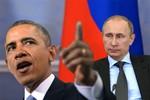 Báo Italia: Obama bại liên tiếp dưới tay Putin