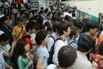 Hàn Quốc: Hai tàu điện ngầm đụng nhau khiến hơn 170 người bị thương