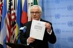 Churkin: Sốc trước sự tự mãn của phương Tây về hành động của Ukraine