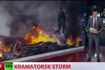 Quân đội Ukraine khởi động tấn công vào Kramatorsk