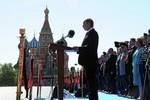 Truyền thông phương Tây ca ngợi chuyến thăm Crimea của Putin