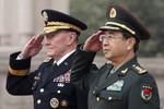 Tổng tham mưu trưởng Trung Quốc đi Mỹ, sẽ bàn vụ giàn khoan HD981