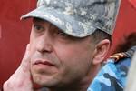 """Ukraine: """"Thống đốc dân bầu"""" Luhansk bị ám sát hụt"""