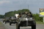 7 binh sĩ Ukraine bị giết trong trận phục kích ở Kramatorsk