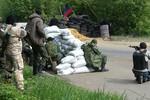 Lực lượng ly khai Donetsk ra tối hậu thư đòi Kiev rút quân trong 24h