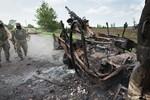 CIA bác tuyên bố nhân viên tình báo Mỹ thiệt mạng ở Đông Ukraine