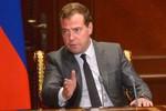 Medvedev: Nga không có nghĩa vụ đảm bảo toàn vẹn lãnh thổ của Ukraine