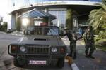 Quân đội Thái Lan thiết quân luật ở thủ đô Bangkok