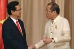 Thủ tướng Nguyễn Tấn Dũng lên án Trung Quốc tại Philippines