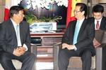 Thủ tướng hội kiến Chủ tịch Thượng viện, Hạ viện Philippines