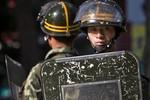 Trung Quốc: Nổ lớn tại chợ tạm ở Tân Cương