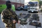 Lực lượng ly khai tấn công trạm kiểm soát giết 11 binh sĩ Ukraine