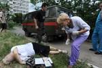 Giao tranh ác liệt, dân thường bỏ chạy khỏi Donetsk