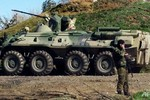 Mỹ xác nhận Nga đã rút quân, nhưng chỉ rút một phần nhỏ
