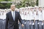 Obama: Trung Quốc còn gây hấn ở Biển Đông, Mỹ có thể can thiệp quân sự
