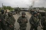 Phe ly khai bắn rơi trực thăng, tiêu diệt 1 tướng 13 binh sĩ Ukraine
