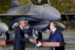 Obama cung cấp 1 tỷ USD hỗ trợ quân sự cho các nước châu Âu giáp Nga