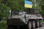 Ukraine điều 100 xe bọc thép tới Slaviansk giết 300 tay súng một đêm