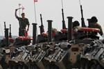 Nga bất ngờ diễn tập quân sự quy mô lớn gần khu vực NATO tập trận