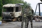 Lực lượng ly khai Ukraine thừa nhận tổn thất nặng nề