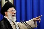 Lãnh tụ tinh thần Iran phá vỡ hy vọng hợp tác với Mỹ tại Iraq