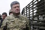 Poroshenko cảnh báo kế hoạch B nếu lực lượng ly khai không đầu hàng