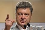 """Thêm Mi-8 bị bắn rơi, Poroshenko lệnh """"nổ súng không do dự"""""""