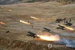 Triều Tiên bắn gần 100 đạn pháo về phía biên giới biển với Hàn Quốc