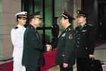 Trung-Hàn đồng ý lập đường dây nóng quân sự cấp Bộ trưởng